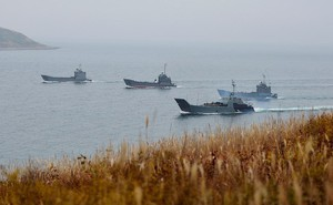 Các tàu chiến cực mạnh trong hạm đội Thái Bình Dương của Nga