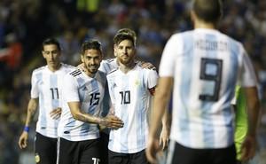 Messi lập hattrick, Argentina đã sẵn sàng chinh phục World Cup