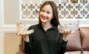 """Đăng quang Hoa hậu Hoàn cầu chưa đầy 1 năm, Khánh Ngân đã """"tậu"""" được nhà chục tỷ đồng"""