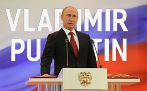 30 phát đại bác rền vang trên Quảng trường Đỏ chào mừng Tổng thống Putin