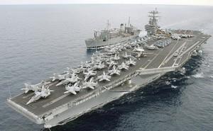 Mỹ ồ ạt đánh Syria: Nga ra đòn hay Washington che giấu điều gì?