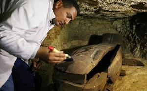 Bí ẩn về nghĩa trang cổ đại Ai Cập khiến nhà khảo cổ kinh ngạc