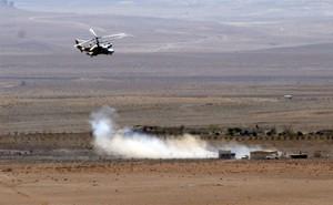 Ghế phóng phi công của trực thăng Ka-52 không hoạt động, có phải đã bị bắn?
