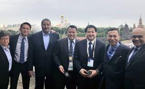 Đội tuyển Việt Nam nhận tin vui cho chiến dịch AFF Cup 2018 và Asian Cup 2019