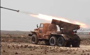 Quân đội Syria dồn binh lực kết liễu IS ở Sweyda