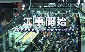 Năng suất đáng kinh ngạc của người Nhật: Sửa đường ray mà không phải hoãn bất kỳ chuyến tàu nào