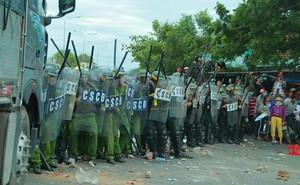 Vụ hàng nghìn người gây rối, đập phá ở Bình Thuận: Công an thả 191 người, tạm giữ 17 nghi can chính