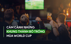 Vì một thế giới hạnh phúc: Đề nghị giải tán World Cup, ngay bây giờ và vĩnh viễn!