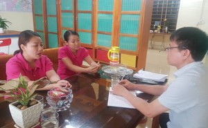 Vụ nhiều giáo viên quỳ: Chủ tịch thị trấn Thanh Chương phủ nhận con học ở cơ sở Tuổi Thơ