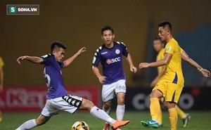 """Đang """"độc cô cầu bại"""", Hà Nội FC bỗng thua tan tác theo kịch bản không tưởng"""