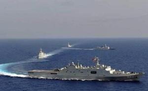 Trung Quốc ráo riết tăng cường tác chiến đổ bộ nhằm mục đích gì?