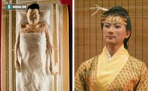 Xác ướp bí ẩn ở Trung Quốc: Hơn 2.100 năm vẫn nguyên vẹn, da tóc vẫn mềm như người sống