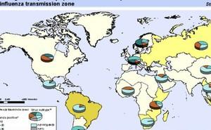 Tình hình cúm mùa đang lưu hành trên thế giới