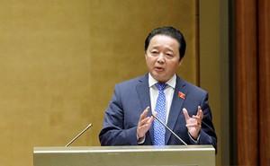 Bộ trưởng Trần Hồng Hà: 'Chúng tôi biết rất rõ về 3 nhà máy điện hạt nhân Trung Quốc gần biên giới'