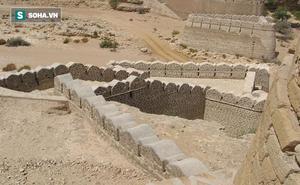 """Gorgan - Bức tường cổ vĩ đại được mệnh danh là """"Vạn Lý Trường Thành"""" ở Iran"""