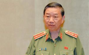 Dự Luật CAND vẫn giữ đề xuất GĐ Công an cấp tỉnh có cấp bậc hàm cao nhất là Thiếu tướng