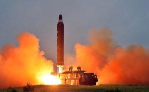 Triều Tiên đã phá huỷ một bệ phóng tên lửa hồi tháng 5
