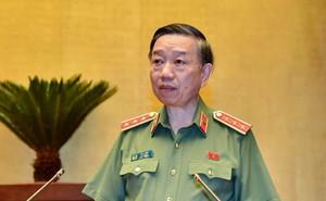 Thượng tướng Tô Lâm: Bộ trưởng phải lên Thượng tướng 4 năm mới được Đại tướng