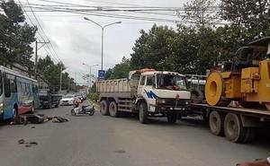 Phóng viên bị chủ doanh nghiệp dọa giết khi tác nghiệp vụ tai nạn
