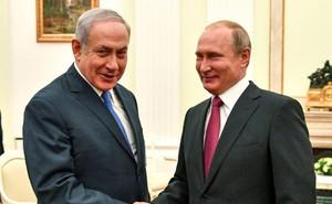 Thoả thuận ngầm của Nga và Israel khiến Iran bị đánh bật khỏi Syria ?