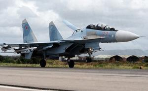 Nga rút 35 máy bay quân sự khỏi Syria