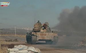"""""""Hổ Syria"""" tốc chiến giải phóng cao điểm thánh chiến gần Cao nguyên Golan"""