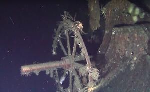 Bất ngờ tìm thấy xác tàu chiến Nga chứa 200 tấn vàng ngoài khơi Hàn Quốc