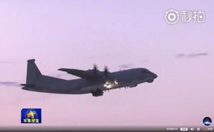 Lộ diện máy bay tác chiến điện tử mới nhất của Trung Quốc: Nguy hiểm đến đâu?