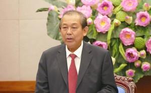 Phó Thủ tướng: Người đàn ông tự thiêu ở Hà Nội nguyên là trưởng thôn vi phạm bán đất công