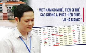 Vụ Hà Giang: Xin đừng làm hại quan chức và các GS, TS!