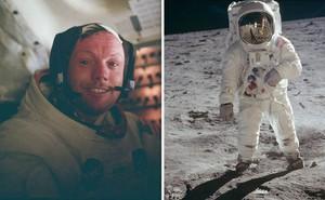 Đến hẹn lại lên: NASA công bố những hình ảnh đáng kinh ngạc về sứ mệnh Apollo 11