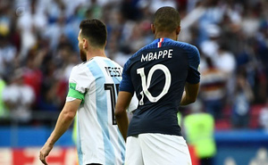 Tự đề cử mình, Mbappe gạt phăng Messi ra khỏi danh sách Quả bóng Vàng