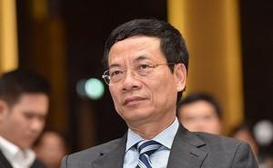 Thủ tướng giao quyền Bộ trưởng Bộ TTTT đối với ông Nguyễn Mạnh Hùng