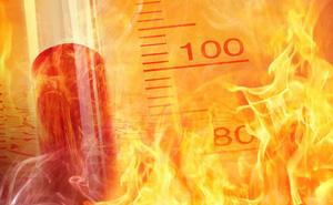 Xem dự báo thì nhiệt độ là 40 độ C, nhưng khi đo ngoài trời lại đến 45 độ C: Vì sao vậy?
