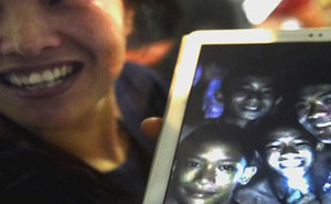 Đội bóng Thái mắc kẹt trong hang sắp có thể dùng Internet cáp quang