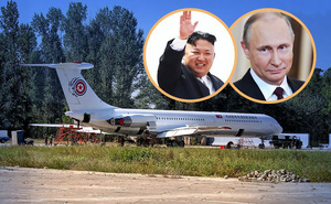 Chuyên cơ riêng của ông Kim Jong-un bất ngờ xuất hiện tại Vladivostok, Nga