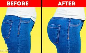 Cách squat để sở hữu vòng 3 'căng mọng' sau 30 ngày: Bạn chỉ cần áp dụng và xem kết quả!
