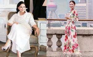 Cuộc sống nhung lụa nhất nhì châu Á của hai nàng tiếp viên hàng không bỏ bầu trời đi làm vợ đại gia
