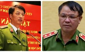 Trung tướng Trần Văn Vệ, Thiếu tướng Nguyễn Duy Ngọc được bổ nhiệm chức danh mới