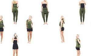 Chiếc quần hơn 2 triệu có cả chục cách mặc nhưng cách nào cũng xấu