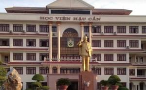 Thủ khoa từ Hoà Bình của Học viện Hậu cần chưa nộp hồ sơ nhập học