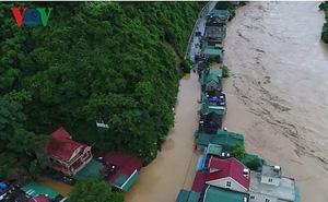10 người chết và mất tích trong đợt mưa lũ sau bão số 4