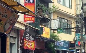 Thi thể cô gái có dấu hiệu phân hủy trong nhà nghỉ ở Hà Nội