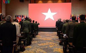 Ảnh: Tướng Mỹ hết lời ca ngợi quân đội Việt Nam đồng tổ chức PAMS-42