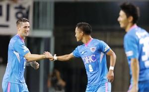 """Torres có bàn thắng đầu tay tại J-League sau hơn một tháng """"tịt ngòi"""""""