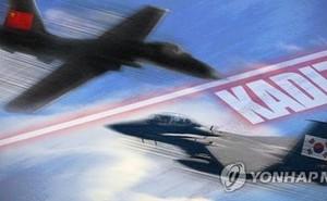 """Hàn Quốc điều F-15K """"nắn gân"""" máy bay quân sự Trung Quốc"""