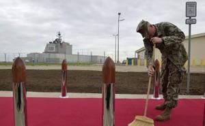 Bộ trưởng của Romania nói nhầm Mỹ có tên lửa đạn đạo ở quốc gia này