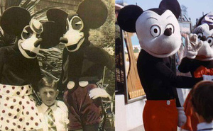 Những hình ảnh chứng minh ngày xưa Disneyland là chỗ để hù dọa trẻ con chứ chẳng phải chốn thần tiên hạnh phúc gì