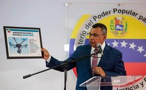 """Ám sát hụt Tổng thống Venezuela: Hiểm họa từ """"sát thủ"""" trên không UAV"""
