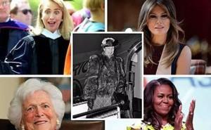 Ảnh: Bật mí những sự thật thú vị về các Đệ nhất phu nhân Mỹ